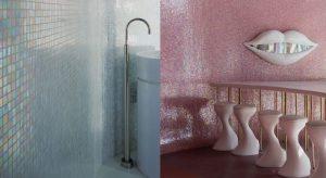 Bisazza piastrelle bagno