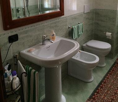 Ristrutturazione parziale bagno Bussero