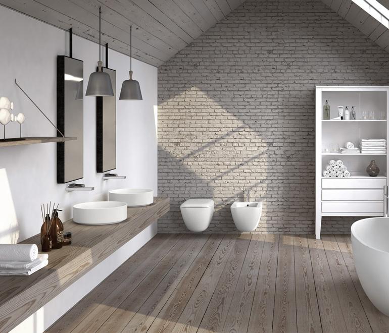 Ceramica Cielo sanitari bagno