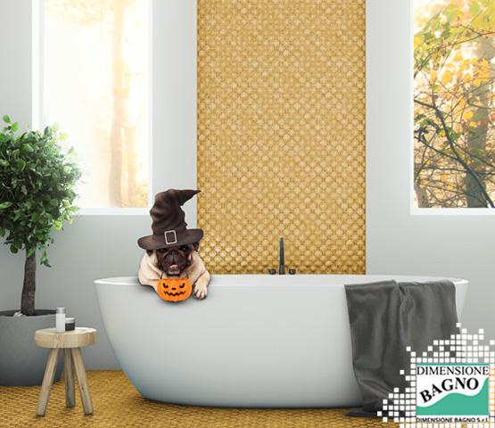 Dolcetto o scherzetto? Alcuni consigli per il vostro bagno in stile Halloween!