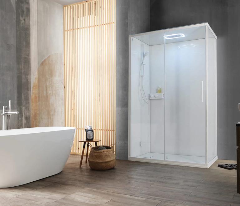 Kinedo docce e vasche