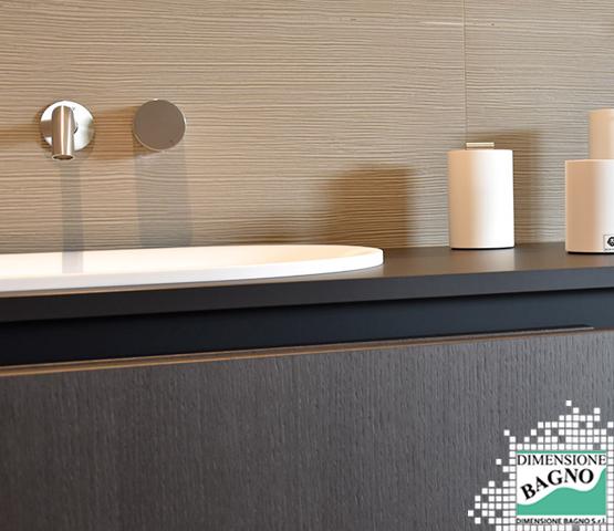 Piano del lavabo:7 cose da sapere sul Corian®