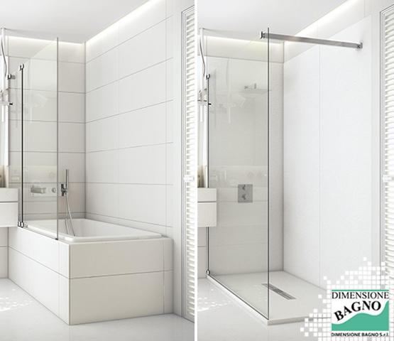 Rilassarsi in doccia come in vasca da bagno? Sì, ecco come