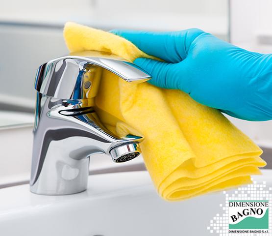 Bagni più igienici, più facilmente