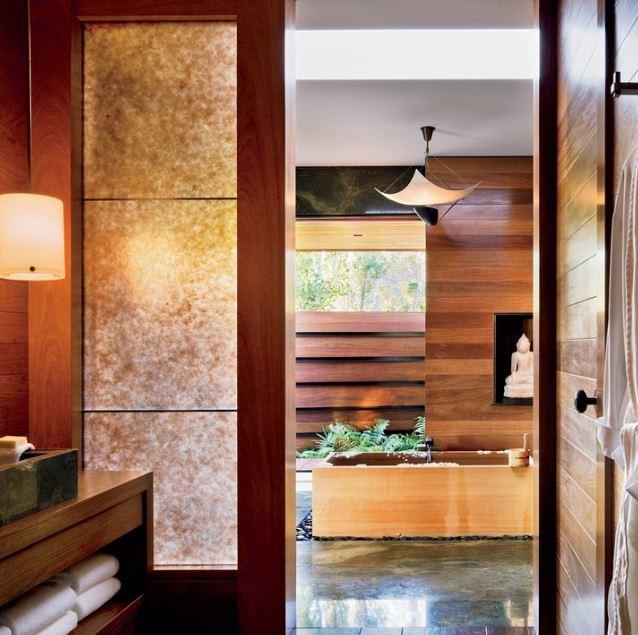 design bagno Jennifer Aniston