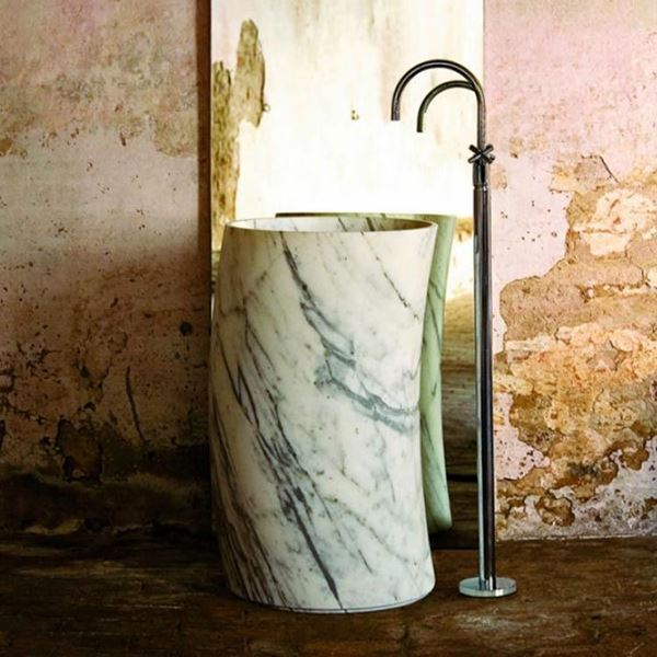 Lavabo in marmo Arlex Italia