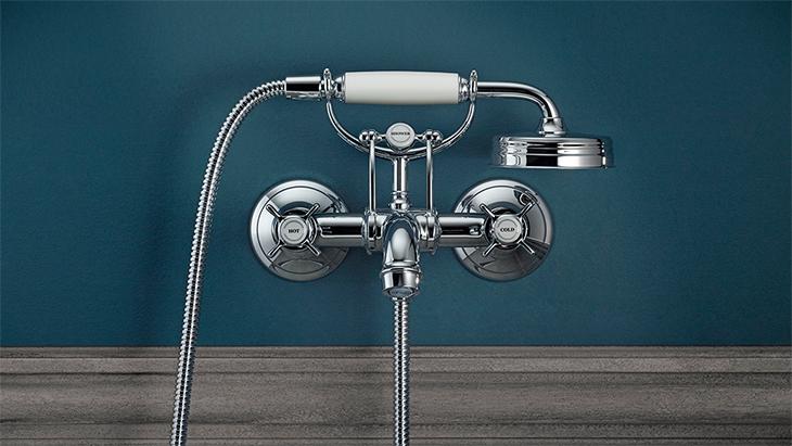 Montreaux di Axor rubinetto - stile romantico