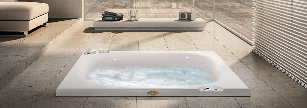 Una vasca idromassaggio è un lusso che quest'anno puoi concederti, te lo meriti!
