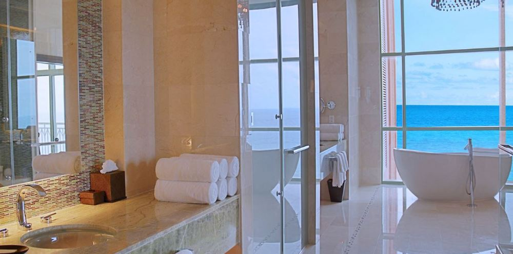 design bagno Cove Bahamas