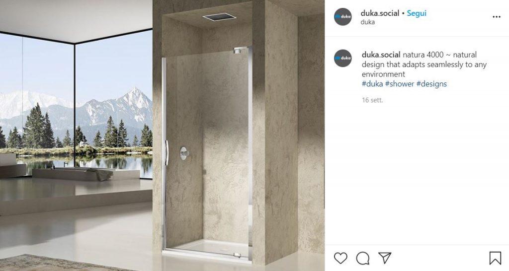 La tecnologia ProCare nei box doccia Duka