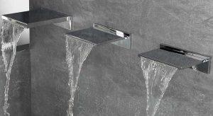 Neve rubinetteria bagno