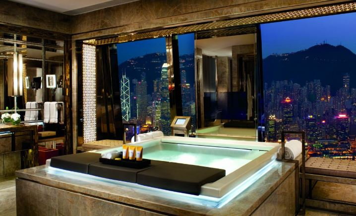 design bagno Ritz Hong Kong