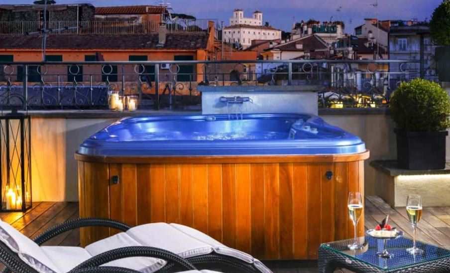 Jacuzzi the first roma