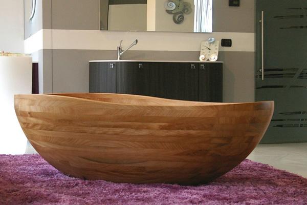 vasca-legno